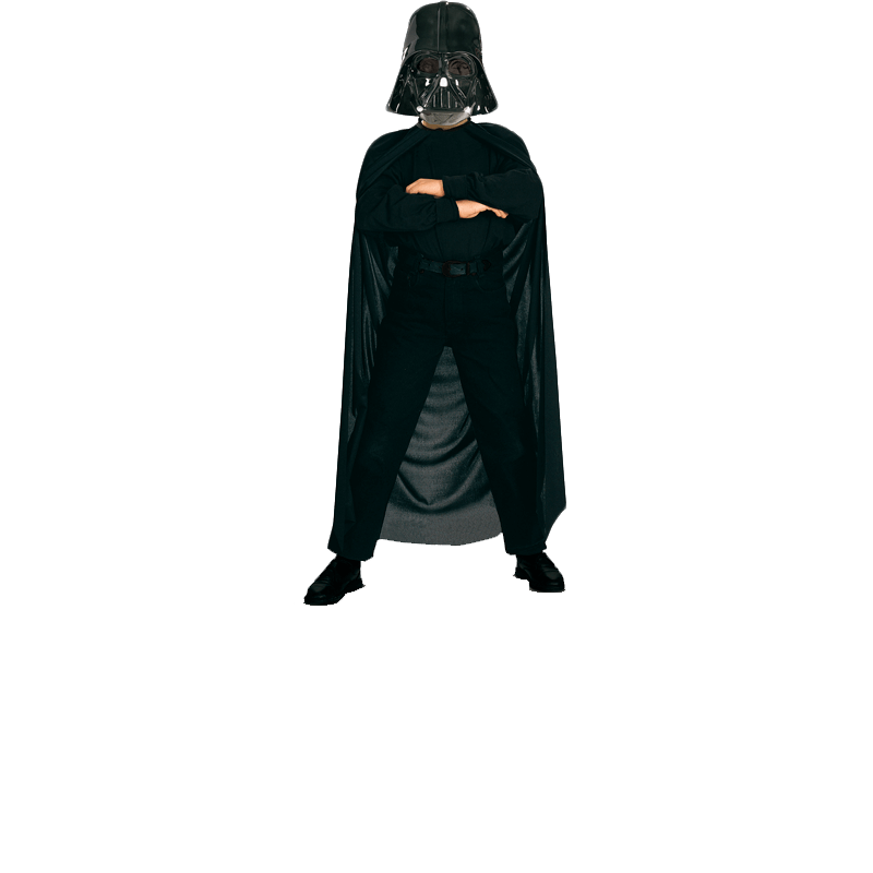 Kit Cape Et Masque Dark Vador Star Wars Rubie S Picwictoys