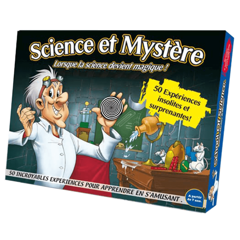 Science Et Mystere Oid Magic