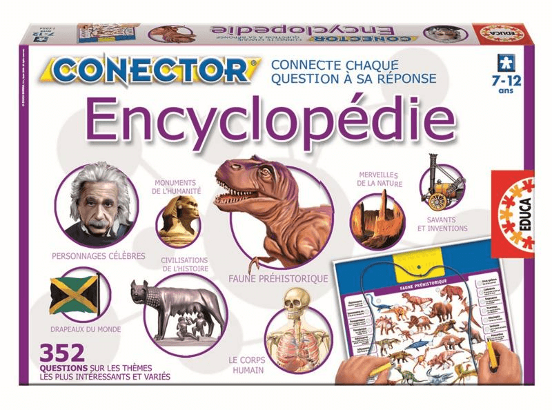 Connector L'encyclopedie