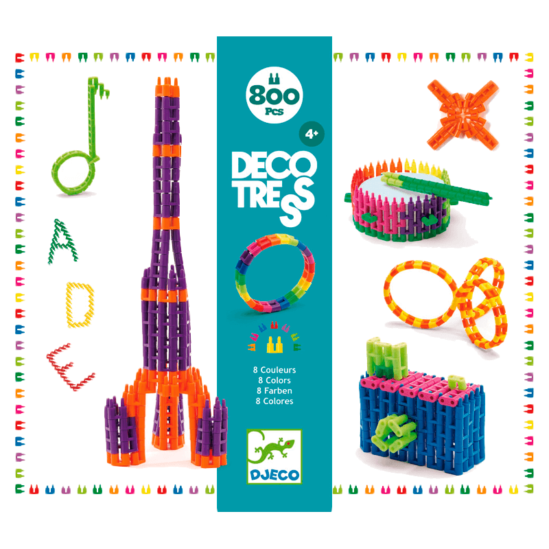 Deco Tress - 800 pieces