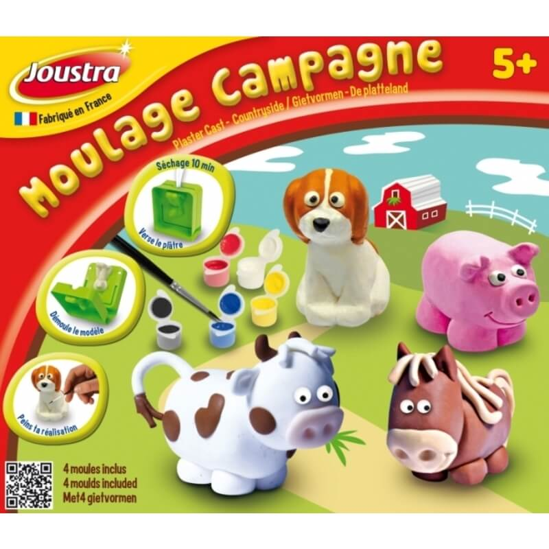 Moulage animaux