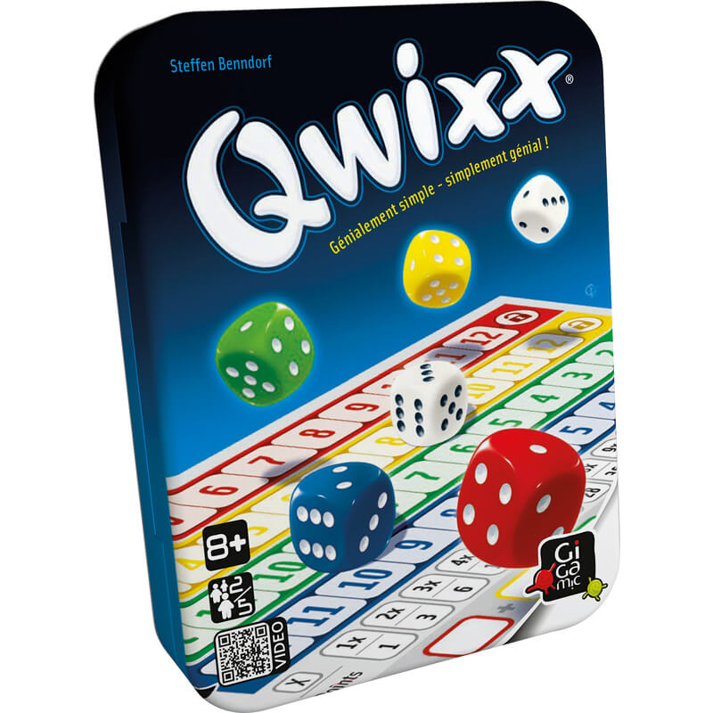 Qwixx Gigamic
