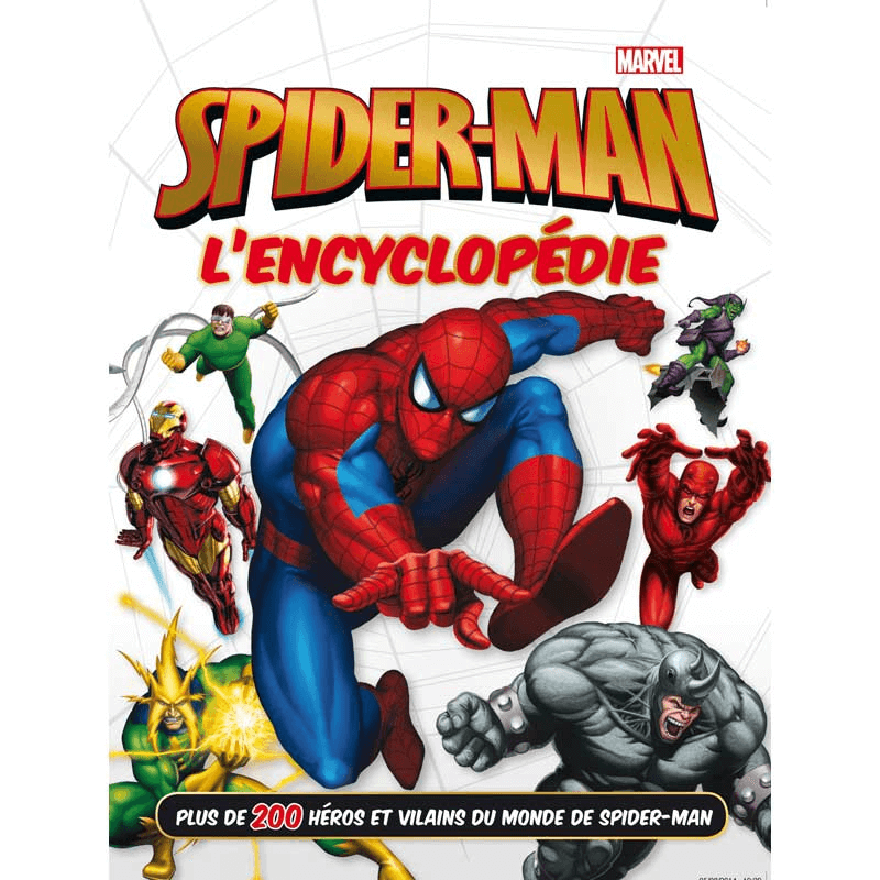 ENCYCLOPEDIE SPIDERMAN