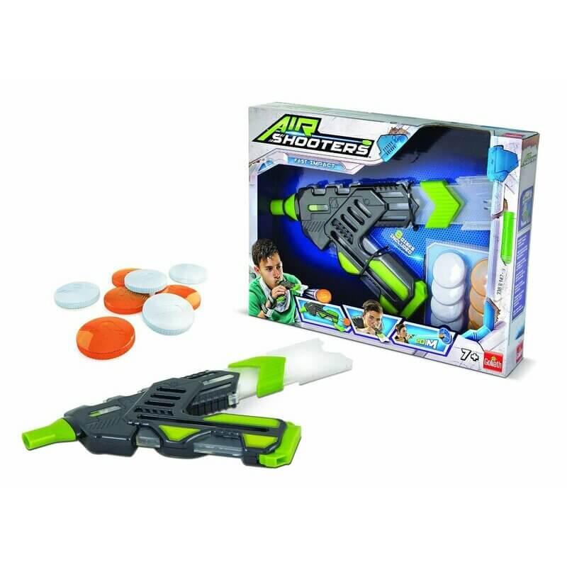 Air Shooters Fast Impact