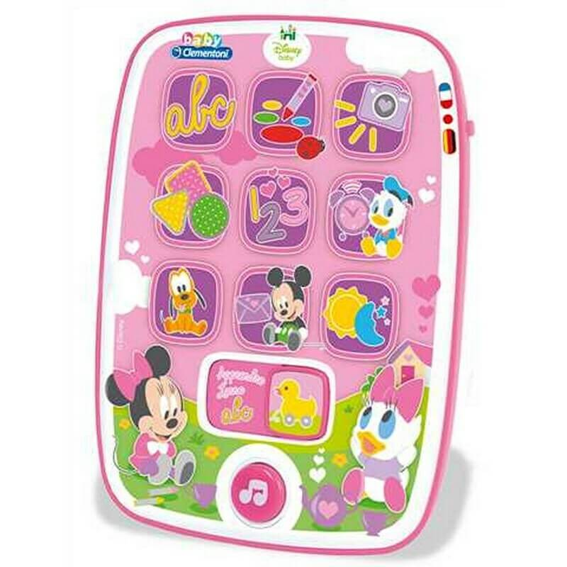 Tablette Baby Minnie - Disney