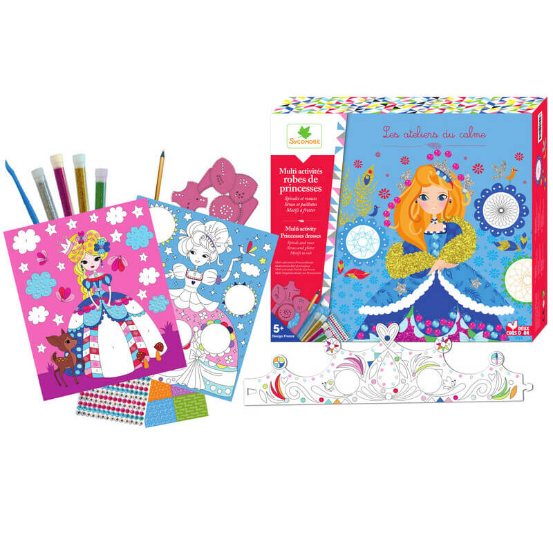 Lovely Box - Atelier du Calme Princesse XL