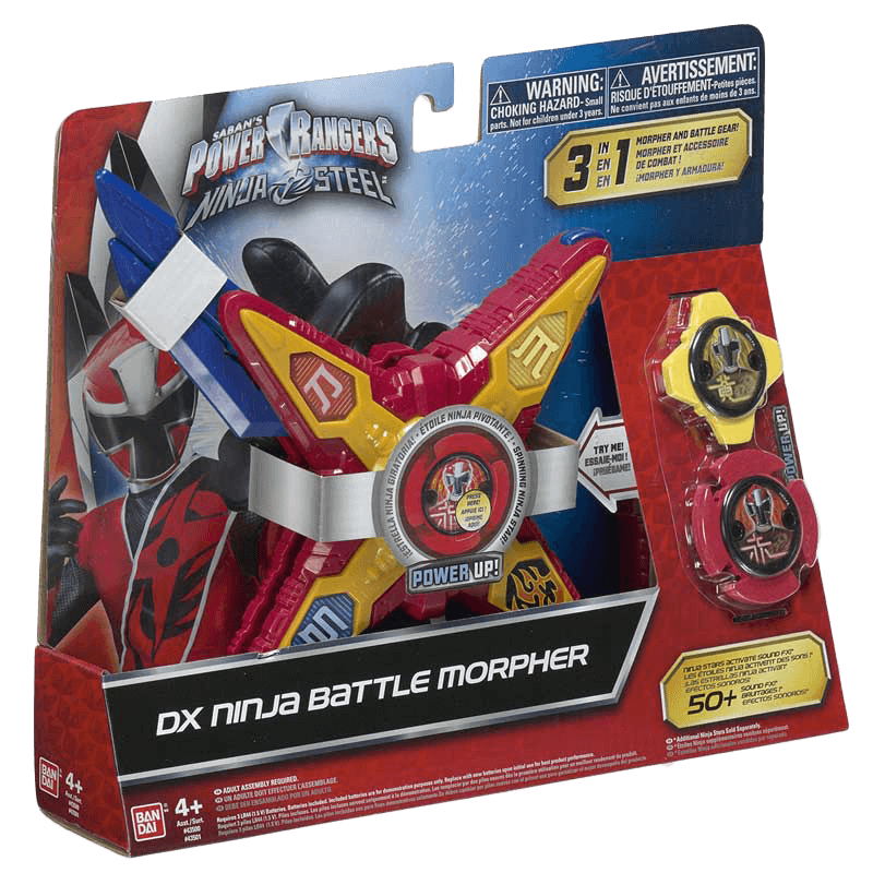 Morpher Ninja Steel Power Rangers Picwictoys