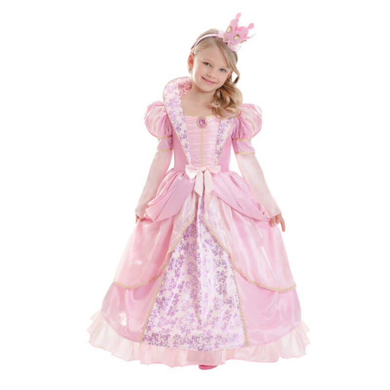 Costume Reine Corolle - Taille 3 à 5 ans