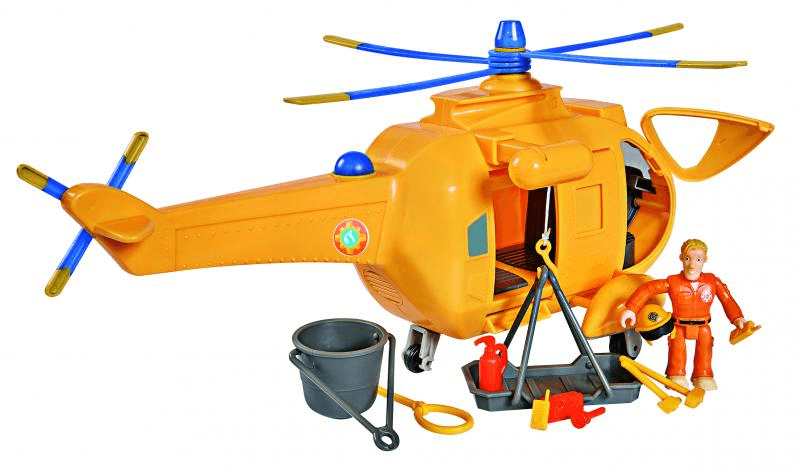 Helicoptere Wallaby 2 Picwictoys