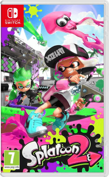 Jeu Switch Splatoon 2