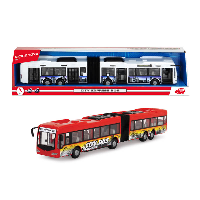 Bus City express Friction