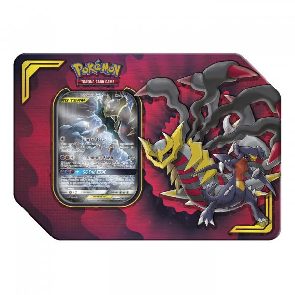 Pokebox Escouade Pokemon Giratina Carchacrok Gx Picwictoys