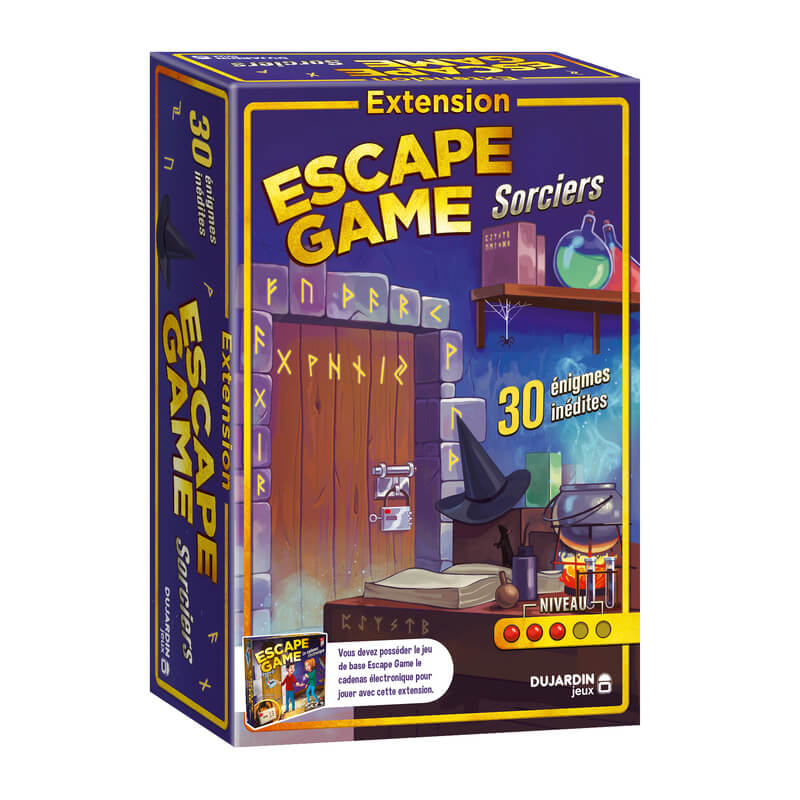 Escape game ext soricers