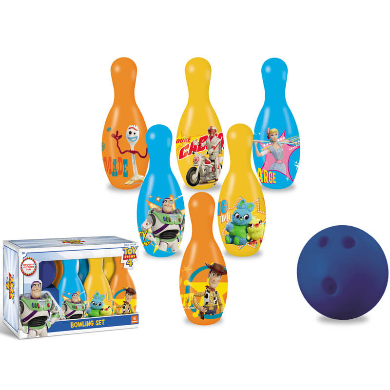 Quilles de bowling Toy Story
