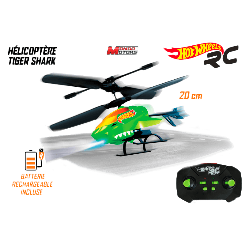 Helicoptere Hot Wheels Picwictoys
