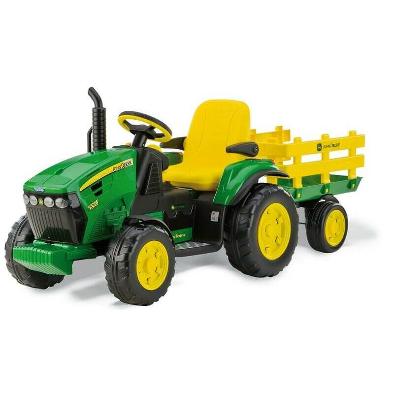 John Deere - Tracteur Ground Force