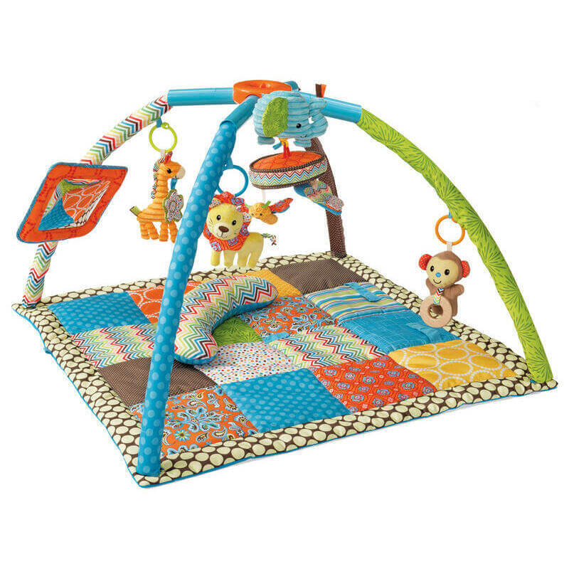 Gaga Deluxe Twist fold activity gym play
