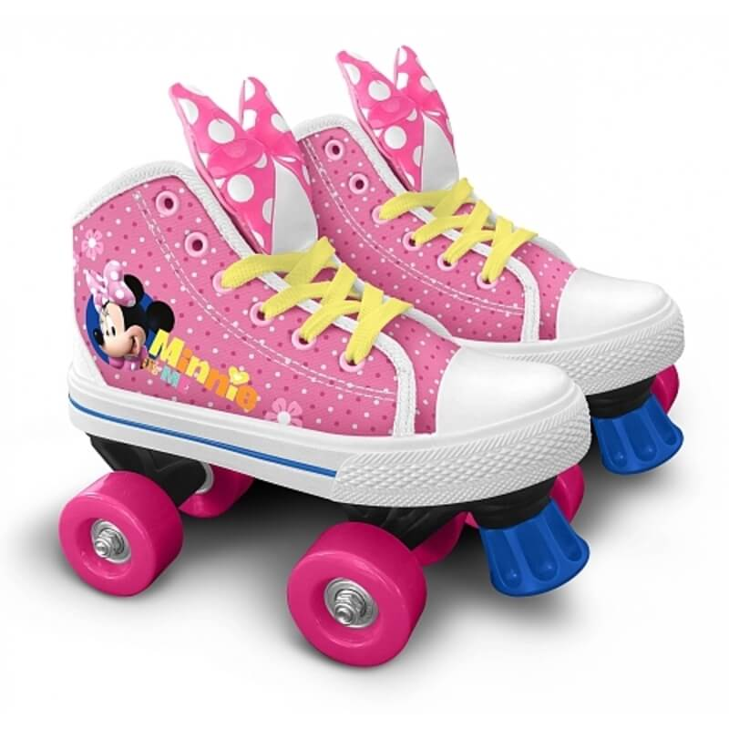 Stamp - Patins À Roulettes Quad Minnie - Taille 28