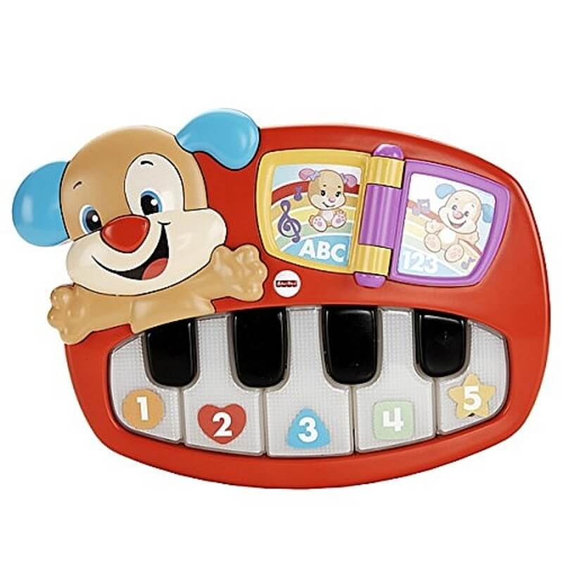 Fisher-Price - Le Piano de Puppy