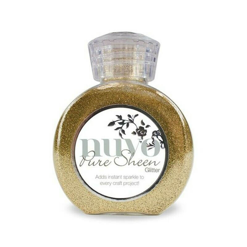 Paillettes Nuvo 100ml light gold