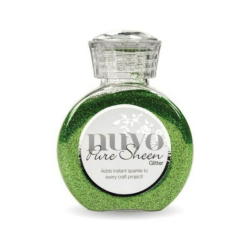 Paillettes Nuvo 100ml green meadow