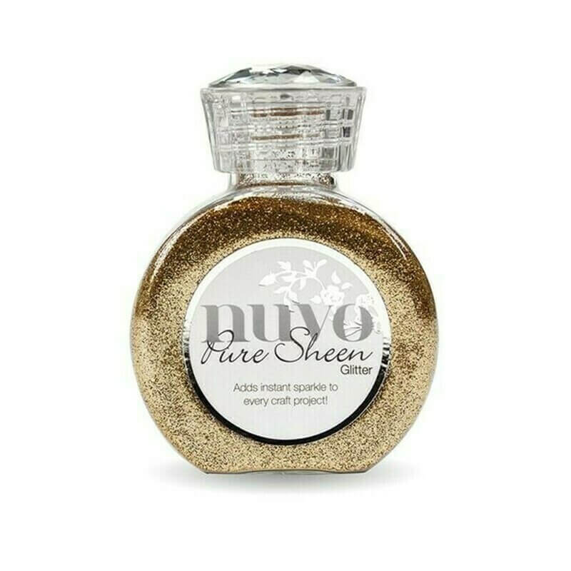 Paillettes Nuvo 100ml rose gold