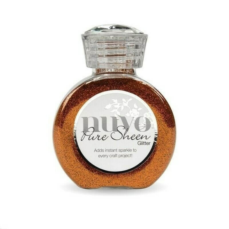 Paillettes Nuvo 100ml spiced apricot
