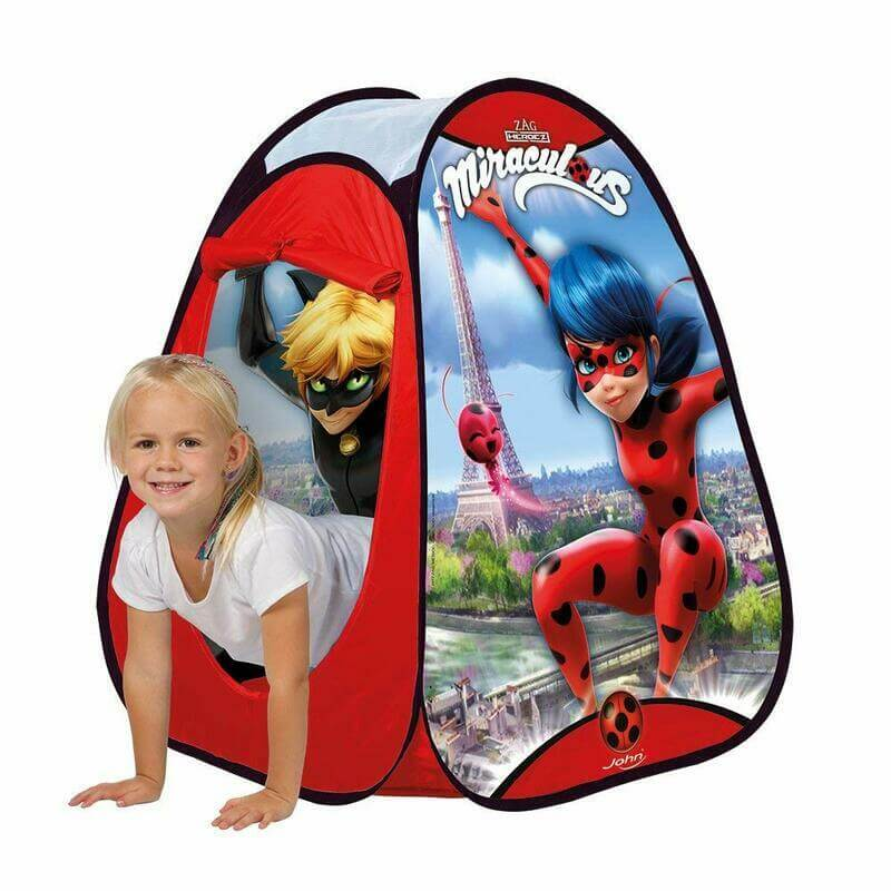 Tente Pop-Up Miraculous Ladybug