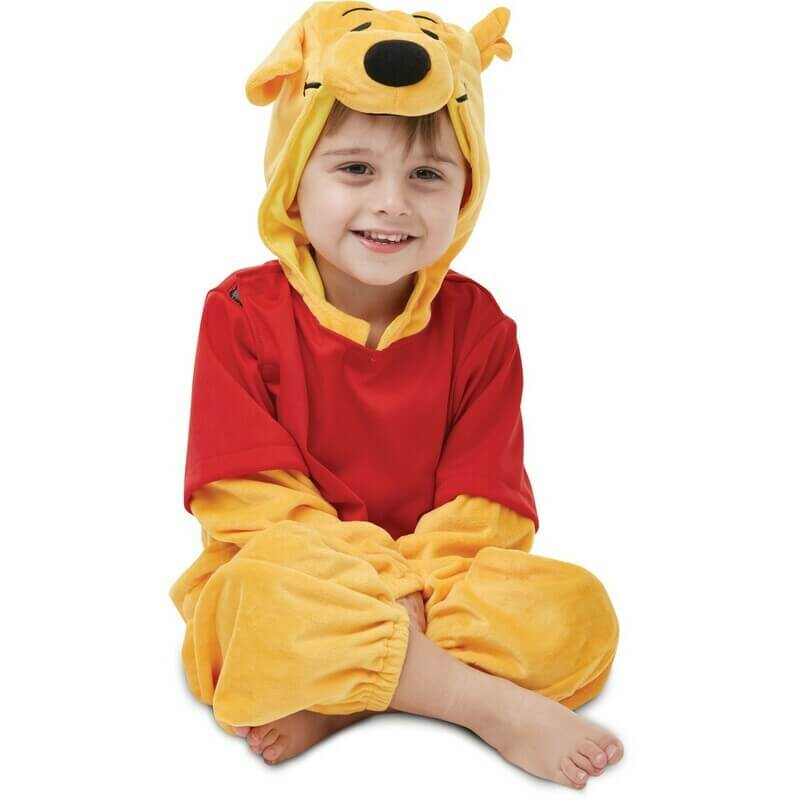 Costume Winnie l'ourson - Taille XS (2-3 ans)