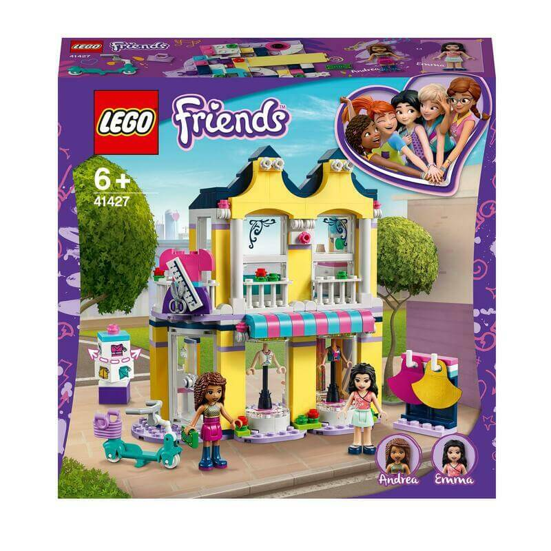 LEGO® Friends - La boutique de mode d'Emma - 41427
